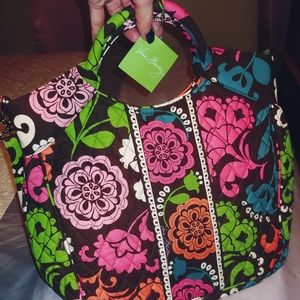 Vera Bradley Two Way Tote Lola